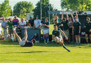 - Rugby -  - UBA Agronomía - Fundacion Barcelo