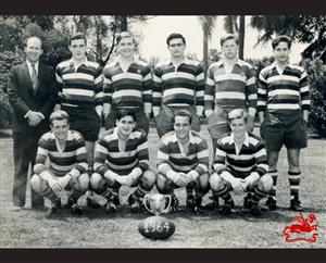 Equipo de 1964 - Rugby -  - Old Georgian Club -
