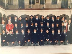 Egresados 1995 - 7mo grado - Social -  - Colegio San Miguel  -