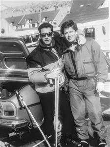 Viaje en el 504 - Alpine skiing -  - Las Leñas Ski Resort -