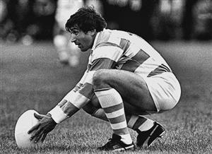 Preparando su magia - Rugby -  -  -