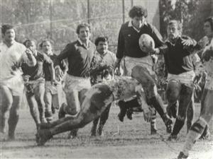 Algun partido alla por los 80s - Rugby -  -  -