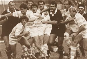 Empate con los All Blacks - Rugby -  - Selección Argentina de Rugby -