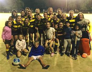 Equipo de 2018 - Field hockey -  - Belgrano Athletic Club -