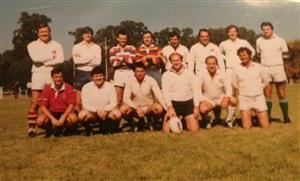 Años 80, 90 ? 2000? - Rugby -  - Old Georgian Club -