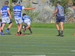 Sport Photo Book by Juan Alchourron - Rugby - Essai - Université de Montréal - 2021/Sep/19