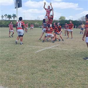 Line out en el #M17 ORC vs DRC - Rugby -  - Olivos Rugby Club - Delta Rugby Club