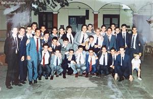 Egresados 1988 - 5to año - Social -  - Colegio San Miguel  -