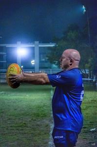 Jugando el line - RugbyV - Senior (M) - Asociación Deportiva Francesa -